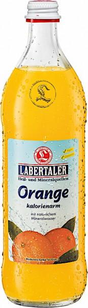 Labertaler Limonade Orange kalorienarm