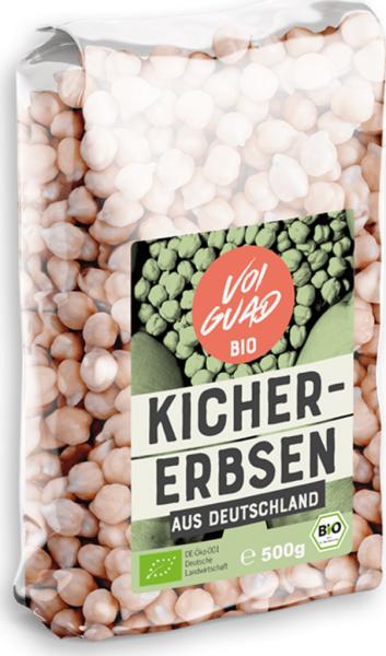 Voi Guad Deutsche Kichererbsen Bio