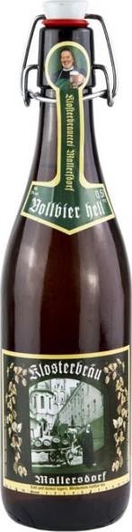 Klosterbrauerei Mallersdorf Vollbier Hell