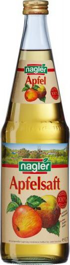 Nagler Apfelsaft 100%