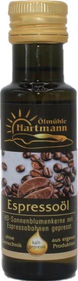 Hartmann Espressoöl