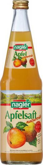 Nagler Apfelsaft naturtrüb 100%