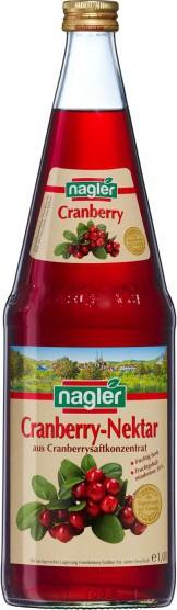 Nagler Cranberry-Nektar