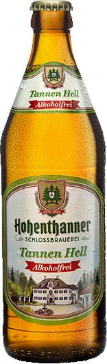 Hohenthanner Tannen Hell Alkoholfrei