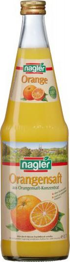 Nagler Orangensaft 100%