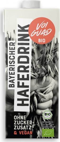Voi Guad Bayerischer Haferdrink Bio