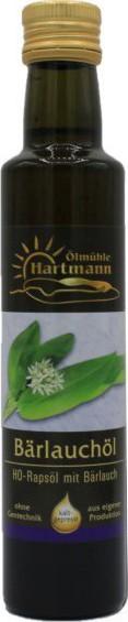 Hartmann Bärlauchöl