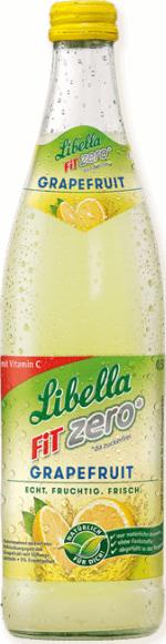 Libella Fit Zero Grapefruit