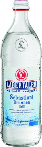 Labertaler Sebastiani Brunnen still