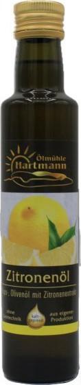 Hartmann Zitronenöl