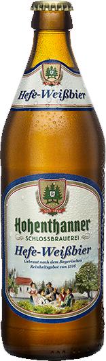 Hohenthanner Hefe-Weißbier