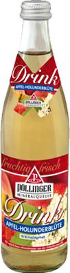 Pöllinger Apfel Holunderblüte Drink