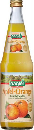 Nagler Apfel-Orange Nektar