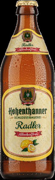 Hohenthanner Radler Alkoholfrei