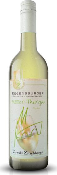 Oswald Zitzelsberger Müller-Thurgau trocken
