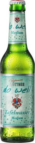 """Stöttner do well """"medium"""" Tafelwasser"""