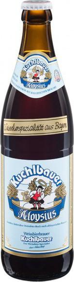 """Kuchlbauer Weissbier-Bock """"Aloysius"""""""