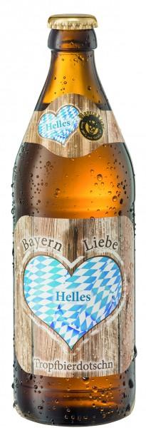 Röhrlbräu Bayern Liebe Helles
