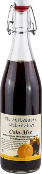 Klosterbrauerei Mallersdorf Cola-Mix
