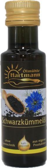 Hartmann Schwarzkümmelöl