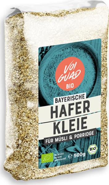 Voi Guad Bayerische Haferkleie Bio