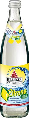 Pöllinger Mineralwasser Plus Zitrone