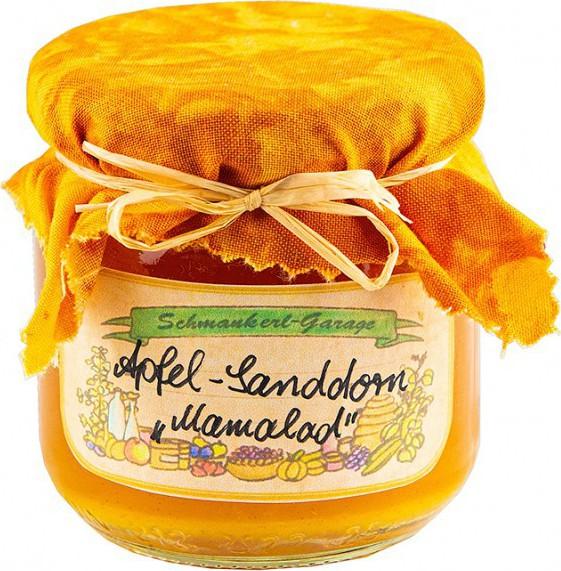 "Schmankerl-Garage Apfel-Sanddorn ""Marmalad"""
