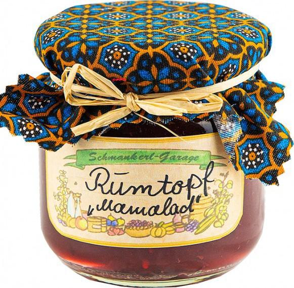 """Schmankerl-Garage Rumtopf """"Marmalad"""""""