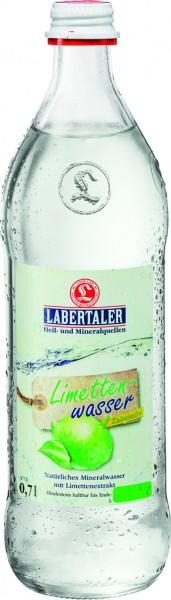 Labertaler Limetten-Wasser