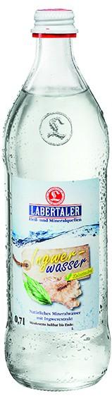 Labertaler Ingwer-Wasser