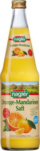 Nagler Orange-Mandarine-Saft 100%